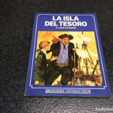 Tebeos: HISTORIAS COLOR, Nº 9 LA ISLA DEL TESORO -EDITA : BRUGUERA 1983. Lote 121655239