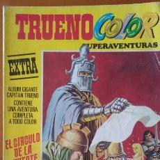 Tebeos: TRUENO COLOR AVENTURAS, EXTRA, NÚMERO 3. TERCERA ÉPOCA, BRUGUERA.. Lote 121708071