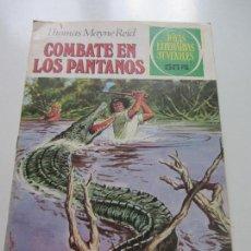 Tebeos: JOYAS LITERARIAS. Nº 143. COMBATE EN LOS PANTANOS. BRUGUERA CS121. Lote 121730979