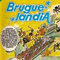 Tebeos: BRUGUELANDIA - Nº 25 -ESPECIAL PURITA CAMPOS-ALCORCÓN-CARPANTA-NERONIUS-BUENO-DIFICIL-1983-8788. Lote 121734930