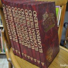 Tebeos: EL CAPITAN TRUENO VICTOR MORA EDICION HISTÓRICA - 10 TOMOS DEL 9 AL 18 - ED. B - COM. Lote 127850411