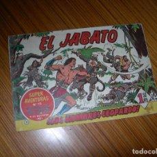 Tebeos: EL JABATO Nº 15 EDITA BRUGUERA . Lote 121855931