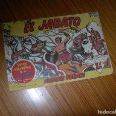 Tebeos: EL JABATO Nº 4 EDITA BRUGUERA . Lote 121856115