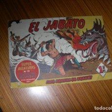 Tebeos: EL JABATO Nº 7 EDITA BRUGUERA . Lote 121856179