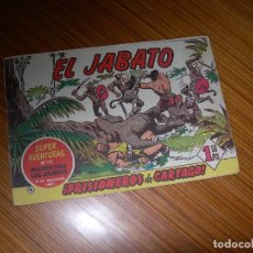 Tebeos: EL JABATO Nº 16 EDITA BRUGUERA . Lote 121856287