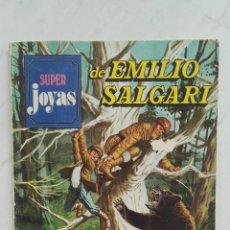 Tebeos: SUPER JOYAS DE EMILIO SALGARI EL CAPITÁN TORMENTA. Lote 121872822