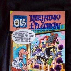Tebeos: MORTADELO Y FILEMON FESTIVAL DE CARCAJADAS PRIMERA EDICION 1990 92-M.175. Lote 121919311