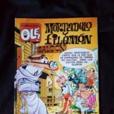 Tebeos: MORTADELO Y FILEMON PRIMERA EDICION 62-M.179. Lote 121919967
