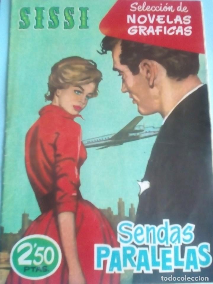 SISSI SELECCION DE NOVELAS GRAFICAS N- 95 (Tebeos y Comics - Bruguera - Sissi)