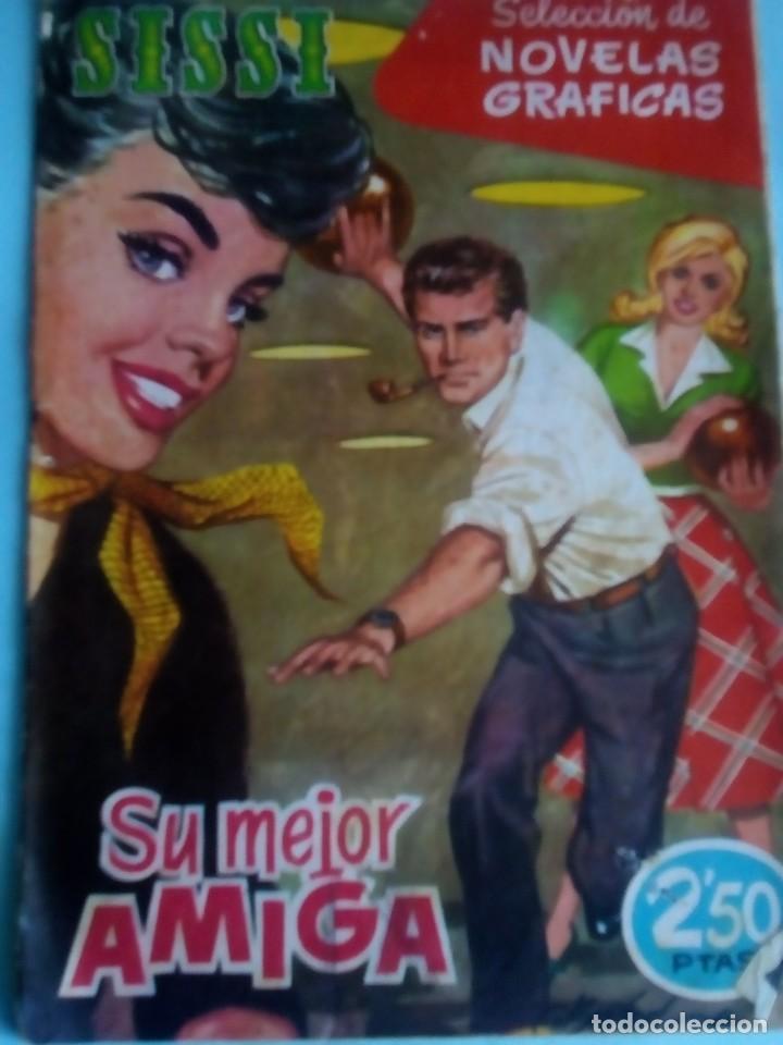 SISSI SELECCION DE NOVELAS GRAFICAS N- 94 (Tebeos y Comics - Bruguera - Sissi)
