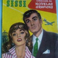 Tebeos: SISSI SELECCION DE NOVELAS GRAFICAS N-76. Lote 121975007