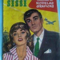 Tebeos: SISSI SELECCION DE NOVELAS GRAFICAS N- 76. Lote 121975111