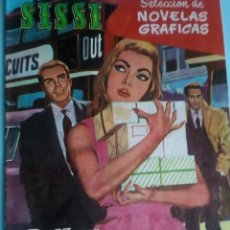 Tebeos: SISSI SELECCION DE NOVELAS GRAFICAS N- 75. Lote 121975383