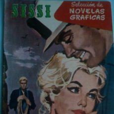 Tebeos: SISSI SELECCION DE NOVELAS GRAFICAS N-68. Lote 121976511