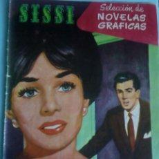 Tebeos: SISSI SELECCION DE NOVELAS GRAFICAS N- 64. Lote 121976963