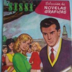 Tebeos: SISSI SELECCION DE NOVELAS GRAFICAS N-60. Lote 121977331