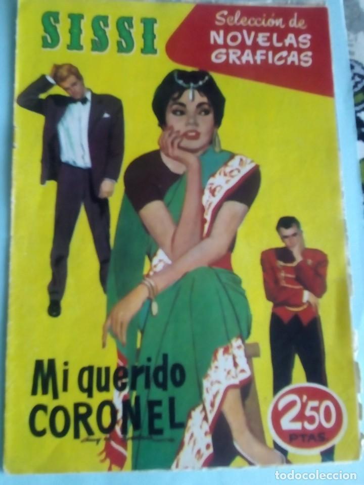 SISSI SELECCION DE NOVELAS GRAFICAS N-49 (Tebeos y Comics - Bruguera - Sissi)