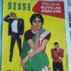 Tebeos: SISSI SELECCION DE NOVELAS GRAFICAS N-49. Lote 121977719