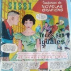 Tebeos: SISSI SELECCION DE NOVELAS GRAFICAS N- 27. Lote 121977843