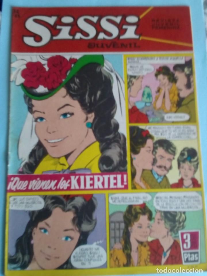 SISSI REVISTA JUVENIL FEMENINA N-272 (Tebeos y Comics - Bruguera - Sissi)