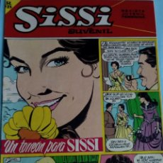 Tebeos: SISSI REVISTA JUVENIL FEMENINA N-265. Lote 122013651