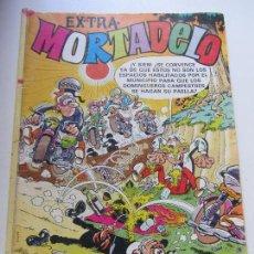 Tebeos: EXTRA MORTADELO -¡VIVA EL CAMPO!- Nº 12 BRUGUERA CS122. Lote 122097935