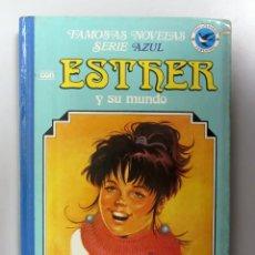 Tebeos: ESTHER Y SU MUNDO. Nº 9. 1ª EDICIÓN 1984. EDITORIAL BRUGUERA. TAPAS DURAS.. Lote 122124059