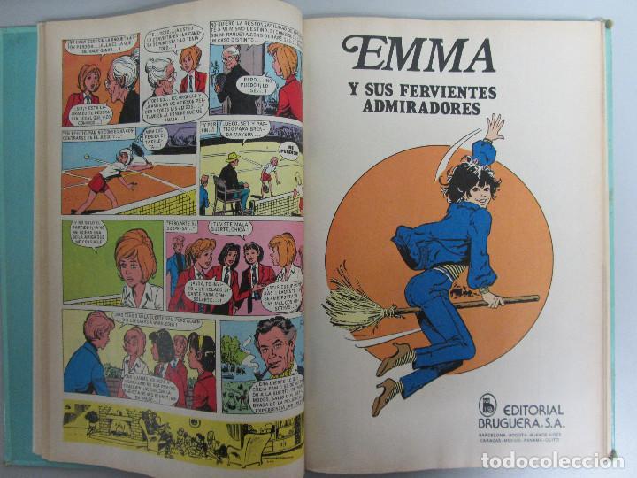 Tebeos: Esther y su mundo. Nº 9. 1ª Edición 1984. Editorial Bruguera. Tapas duras. - Foto 2 - 122124059