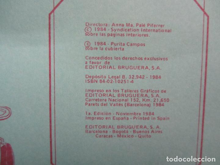 Tebeos: Esther y su mundo. Nº 9. 1ª Edición 1984. Editorial Bruguera. Tapas duras. - Foto 3 - 122124059