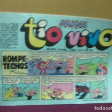 Tebeos: MINI TIO VIVO Nº 5. BRUGUERA 1975.. Lote 122173039