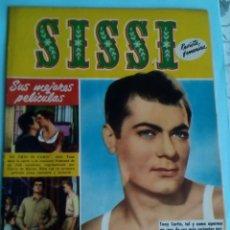 Tebeos: SISSI REVISTA FEMENINA N-62. Lote 122219595