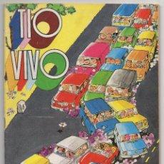 Tebeos: TIO VIVO EXTRA PRIMAVERA (BRUGUERA 1975) . Lote 122332563