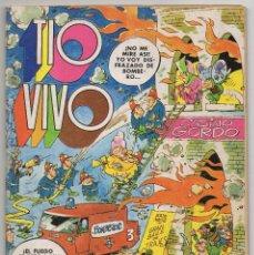 Tebeos: TIO VIVO EXTRA CARNAVAL (BRUGUERA 1975) CON VINCENT LARCHER Y SECCIÓN R.. Lote 122332915