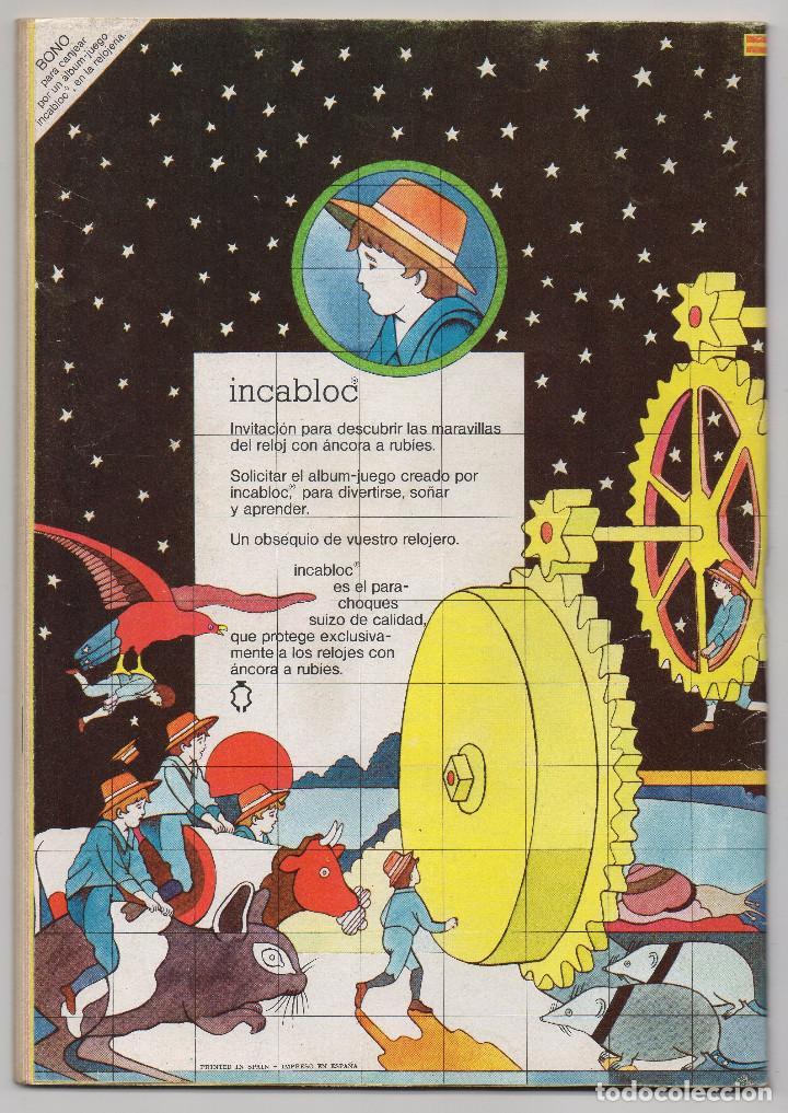 Tebeos: TIO VIVO ALMANAQUE 1975 (Bruguera 1974) - Foto 4 - 122333431