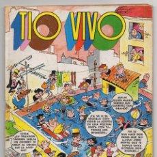 Tebeos: TIO VIVO EXTRA VERANO (BRUGUERA 1973) CON BERNARD PRINCE.. Lote 122336519