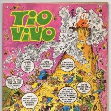 Tebeos: TIO VIVO EXTRA VERANO (BRUGUERA 1971) CON REX DE LOS MARES DEL SUR DE CARRILLO.. Lote 122338699