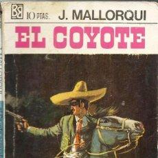 Tebeos: EL COYOTE. JOSE MALLORQUI.. Lote 122458827