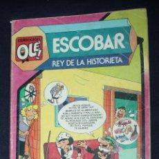 Tebeos: ESCOBAR. REY DE LA HISTORIETA. COLECCION OLE!. Nº 297. ( BRUGUERA. FORMATO AÑOS 80). Lote 122467111