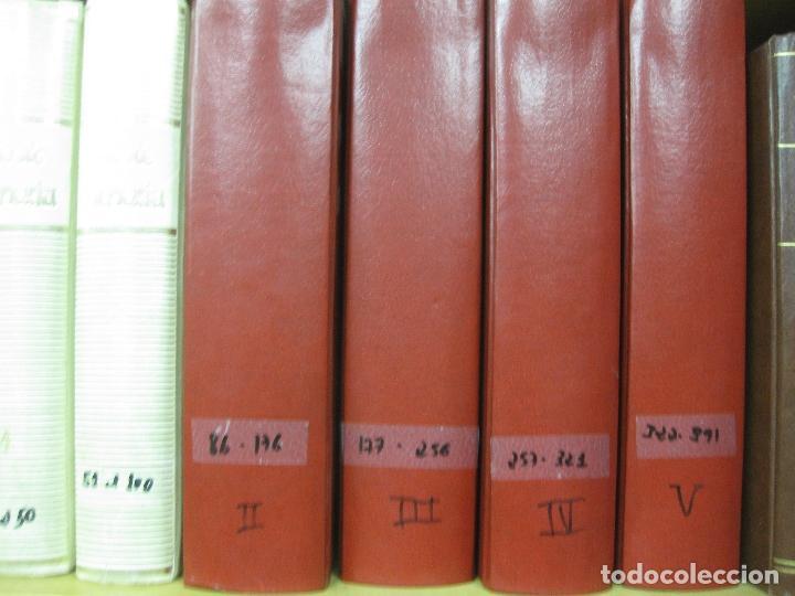 GENTE MENUDA. ABC. DEL Nº 1 AL Nº 391 ENCUADERNADOS EN SEIS VOLUMENES. (Tebeos y Comics - Bruguera - Otros)