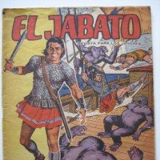 Tebeos: EL JABATO - ALBUM GIGANTE Nº15. Lote 122552539