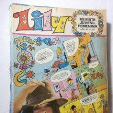 Tebeos: RA4 ANTIGUO LILY. Nº 467. REVISTA JUVENIL FEMENINA. AÑO 1970. EN PORTADA MARISOL.. Lote 147434368