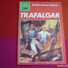 Tebeos: JOYAS LITERARIAS JUVENILES Nº 261 TRAFALGAR ( PEREZ GALDOS ) 75 PTS 1982 1ª EDICION BRUGUERA. Lote 122657011