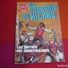 Tebeos: EL CORSARIO DE HIERRO Nº 54 1980 AMBROS 1ª EDICION JOYAS LITERARIAS JUVENILES SERIE ROJA BRUGUERA. Lote 122750863