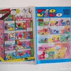 Tebeos: TIO VIVO Nº 477 - AÑO XIII - SEGUNDA EPOCA - EDITORIAL BRUGUERA 1970. Lote 122760727