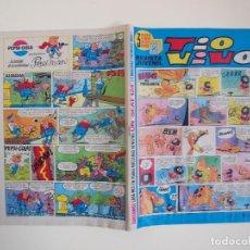 Tebeos: TIO VIVO Nº 491 - AÑO XIII - SEGUNDA EPOCA - EDITORIAL BRUGUERA 1970. Lote 122760983