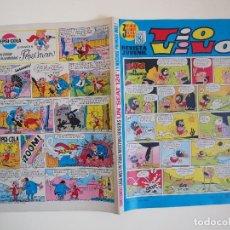 Tebeos: TIO VIVO Nº 494 - AÑO XIII - SEGUNDA EPOCA - EDITORIAL BRUGUERA 1970 - BE. Lote 122761339