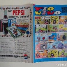 Tebeos: TIO VIVO Nº 500 - AÑO XIII - SEGUNDA EPOCA - EDITORIAL BRUGUERA 1970. Lote 122763599