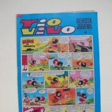 Tebeos: TIO VIVO Nº 529 - AÑO XIV - SEGUNDA EPOCA - EDITORIAL BRUGUERA 1971. Lote 122825839