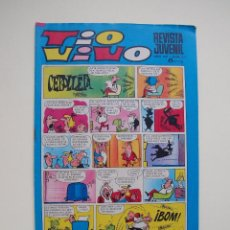 Tebeos: TIO VIVO Nº 555 - AÑO XIV - SEGUNDA EPOCA - EDITORIAL BRUGUERA 1971. Lote 122827043