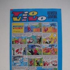Tebeos: TIO VIVO Nº 561 - AÑO XIV - SEGUNDA EPOCA - EDITORIAL BRUGUERA 1971. Lote 122827223